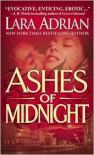 Ashes of Midnight (Midnight Breed Series #6) - Lara Adrian
