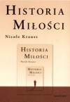 Historia miłości - Nicole Krauss, Katarzyna Malita