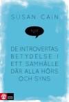 Tyst - Susan  Cain