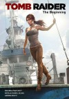 Tomb Raider: The Beginning [Hardcover Exclusive, Comic Book, PS3 Xbox 360] NEW - Square Enix