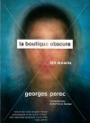La Boutique Obscure: 124 Dreams - Georges Perec