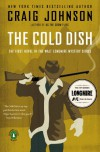 The Cold Dish: A Walt Longmire Mystery - Craig Johnson, Recorded Books LLC, George Guidall