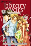 Library Wars: Love & War, Vol. 6 - Kiiro Yumi, Hiro Arikawa