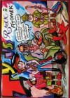 Tytus, Romek i A'Tomek w Bitwie Warszawskiej 1920 roku z wyobraźni Papcia Chmiela narysowani - Henryk Jerzy Chmielewski