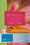 Holy Bible: NIV Womens Devotional Bible - Anonymous