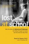 Lost at School - Ross W Greene