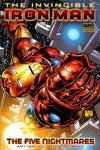 The Invincible Iron Man, Vol. 1: The Five Nightmares - Matt Fraction, Salvador Larroca