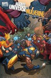 Marvel Universe vs. Wolverine #1 (of 4) - Jonathan Maberry, Laurence Campbell