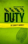 Hazardous Duty - Christy Barritt