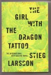 The Girl with the Dragon Tatoo -