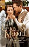 A Regency Christmas Carol - Christine Merrill
