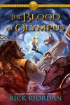 The Blood of Olympus - Rick Riordan