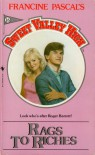 Rags to Riches (Sweet Valley High, #16) - Francine Pascal, Kate William