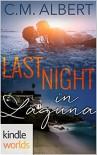 Laguna Beach: Last Night in Laguna (Kindle Worlds Novella) - C.M. Albert