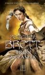 Tron z czaszek. Księga 2 - Peter V. Brett, Małgorzata Koczańska