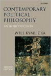 Contemporary Political Philosophy: An Introduction - Will Kymlicka
