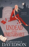 Undead and Unreturnable  - MaryJanice Davidson