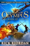 The Mark of Athena (Heroes of Olympus, #3) - Rick Riordan
