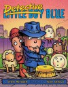 Detective Blue - Steve Metzger, Tedd Arnold