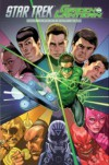 Star Trek/Green Lantern: The Spectrum War - Tamra Bonvillain, Angel Hernandez, Stephen Molnar, Mike Johnson