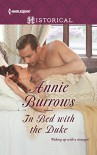 In Bed with the Duke (Harlequin Historical) - Annie Burrows