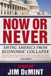 Now or Never: Saving America from Economic Collapse - Jim DeMint