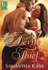 The Devil's Thief (The Saint's Devils #1) - Samantha Kane
