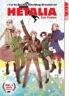 Hetalia: Axis Powers, Vol. 3 -