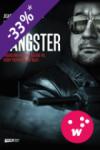 """Gangster. Prawdziwa historia agenta FBI, który przeniknął do mafii - Michael  Levin,  Joaquin """"Jack""""  Garcia"""