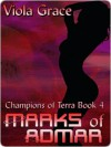 Marks of Admar (Champions of Terra, #4) - Viola Grace