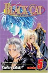 Black Cat: Spark of Revolution, Vol. 5 - Kentaro Yabuki