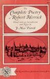 The Complete Poetry of Robert Herrick - Robert Herrick