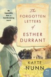 The Forgotten Letters of Esther Durrant - Kayte Nunn