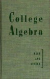 College Algebra - Paul K. Rees, Charles Sparks Rees, Fred W. Sparks