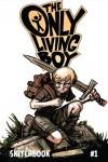 The Only Living Boy Sketchbook #1 - Steve Ellis, David Gallaher