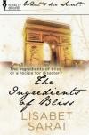 The Ingredients of Bliss - Lisabet Sarai