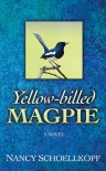 Yellow-Billed Magpie - Nancy Schoellkopf
