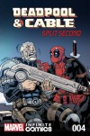 Cable and Deadpool: Split Second #4 - Fabian Nicieza