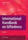 International Handbook on Giftedness - Larisa V. Shavinina