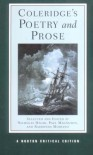 Coleridge's Poetry and Prose (Critical Edition) - Samuel Taylor Coleridge, Nicholas Halmi, Paul Magnuson, Raimonda Modiano