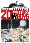Naoki Urasawa's 20th Century Boys, Volume 1: Friends  - Naoki Urasawa, 浦沢 直樹
