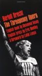 The Threepenny Opera - Bertolt Brecht, Desmond Vesey, Eric Bentley, Lotte Lenya