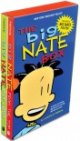 The Big Nate Box: Out Loud and from the Top [Set for Costco] - Lincoln Peirce