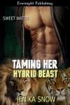 Taming Her Hybrid Beast - Jenika Snow