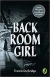 Back Room Girl - Francis Durbridge, Melvyn Barnes