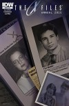 The X-Files Annual 2015 (The X-Files: Season 10) - Mike Raicht, Kevin Van Hook, Russell Walks