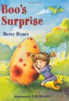 Boo's Surprise - Betsy Byars