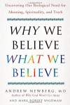 Why We Believe What We Believe: Uncovering Our Biological Need for Meaning, Spirituality, and Truth - Andrew B. Newberg, Mark Robert Waldman