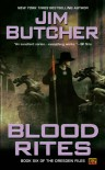 Blood Rites  - Jim Butcher