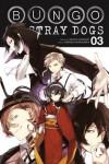 Bungo Stray Dogs, Vol. 3 - Kafka Asagiri, Sango Harukawa